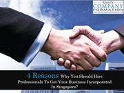 Why Hire Company Formation Agents