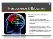 Neuroscience and language learning