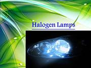 Halogen Lamps