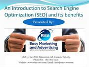 An Introduction to Search Engine Optimization (SEO
