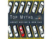 Top Myths About Buying a New Car