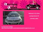 Reputed Car Drive Learning School - Learning Ladies
