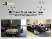 A1 Windscreens - Windscreen Repair & Replacement of All Types of Cars
