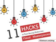 11 Image Hacks to Create Visually Breathtaking Slides