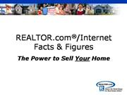 Realtor - Internet Facts&Figures