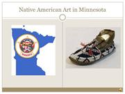 Native American Art in Minnesota