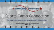 All Youth Sports Camp With Sports Camp Connection