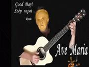 AVE  MARIA   GUITAR SOLO
