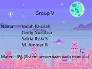 Group V IPA video 2