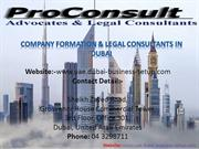 Advocates And Legal Consultants In Dubai