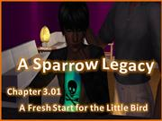 The Sparrow Legacy! Chapter! 3.01