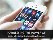 Harnessing the Power of Social Media for Business Development