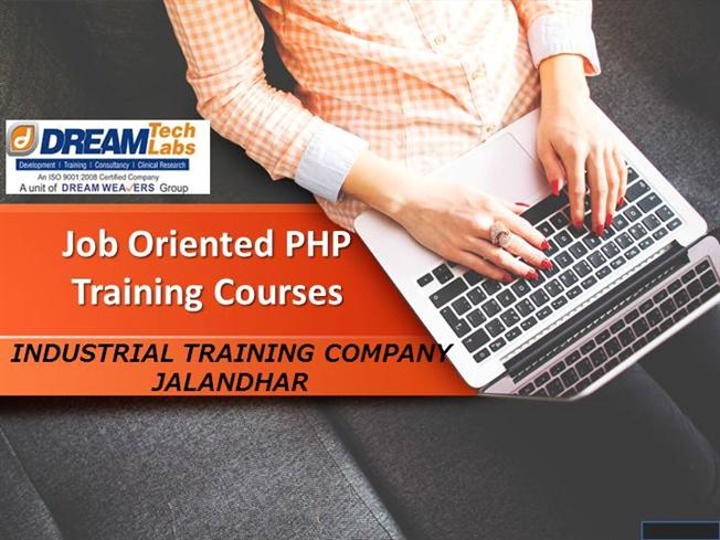 PHP Industrial Training Company Jalandhar |authorSTREAM