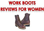 Women's work boot reviews