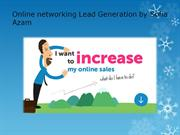 Online-networking-Lead-Generation-by-Sofia-Azam