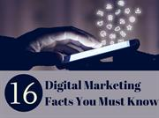 16 Digital Marketing Facts You Must Know