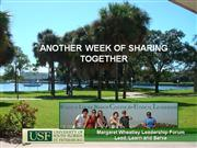 USF SP  Margaret Wheatley 10_29_2009