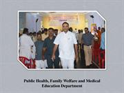 Public Health Family Welfare and Medical Education Department
