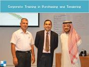Corporate Training in Purchasing and Tendering