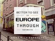 Anna Rita Barbacci - Europe Travel