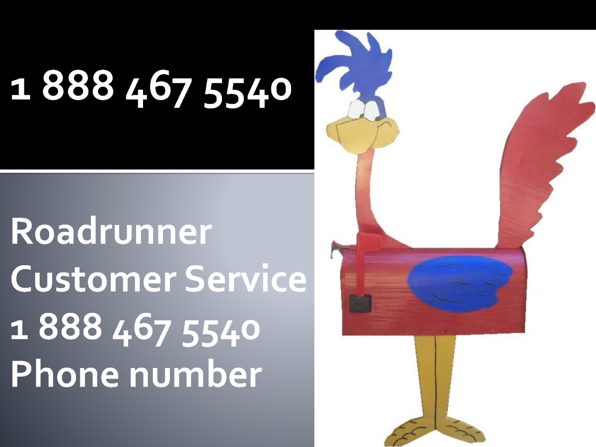 Roadrunner Customer Service 1 888 467 5549 Phone Number (1 ...
