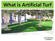 What is Artificial Turf