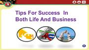 Boris Goldstein - Tips for Success in Both Life and Business
