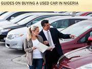 Guides on Buying a Used Car in Nigeria