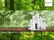 Organic Harvest - Organic Beauty Products