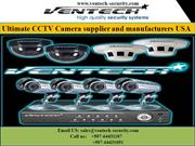 Ulitimate CCTV camera supplier and manufacturers usa