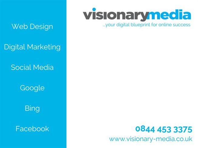Visionary media digital marketing agency thornbury bristol visionary media digital marketing agency thornbury bristol authorstream malvernweather Image collections
