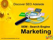 Four Benefits of using Search Engine Marketing - Disocver SEO Adelaide