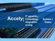 Accely | IT services, Consulting, System Integration, Outsourcing