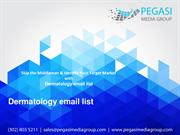 Dermatology email list