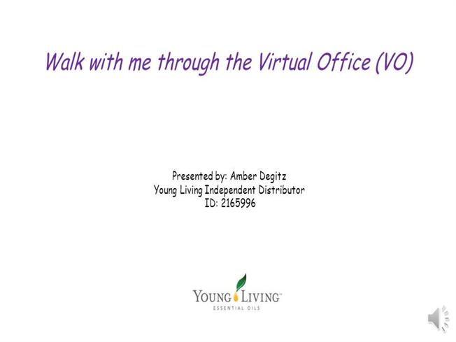 Walk Through The Virtual Office Authorstream
