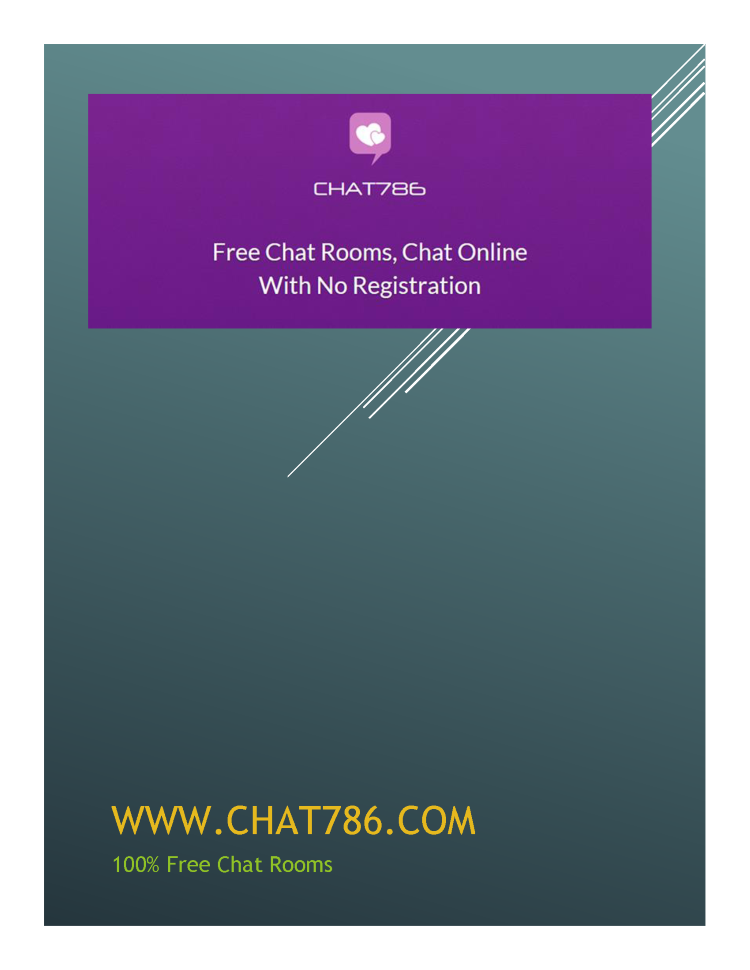 Best Chat Rooms with 100% free