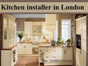 Kitchen installers in London