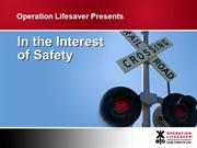 operation lifesaver visual