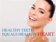 Healthy Teeth Equals Healthy Heart