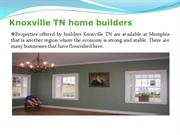 Builders in Knoxville TN
