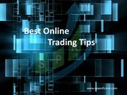 Stock Market- Equity Tips- Online Stock Trading