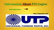 pt6 Engines and pw100 Engines for sale