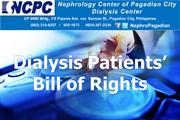 Dialysis Patients' Bill of Rights