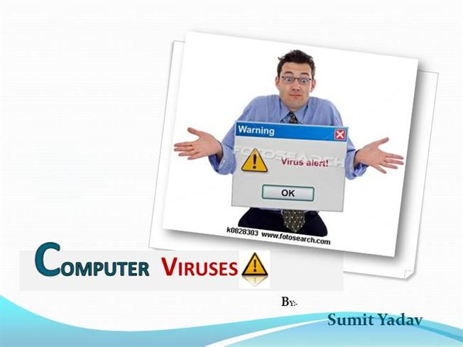 different types of computer viruses and their effects