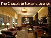 The Chocolate Box and Lounge at Radisson Blu MBD Hotel Noida