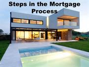 Quincy Harrington - Steps in the Mortgage Process