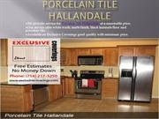 PORCELAIN TILE HALLANDALE