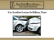 Car Accident Lawyer In Killeen, Texas