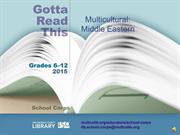 Gotta Read This Multicultural - Middle Eastern