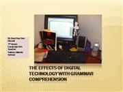 The Effects of Digital Technology with G